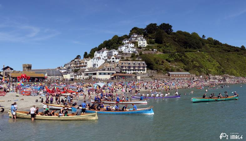 8th August 2015 - Looe Gig Regatta © Ian Foster / fozimage