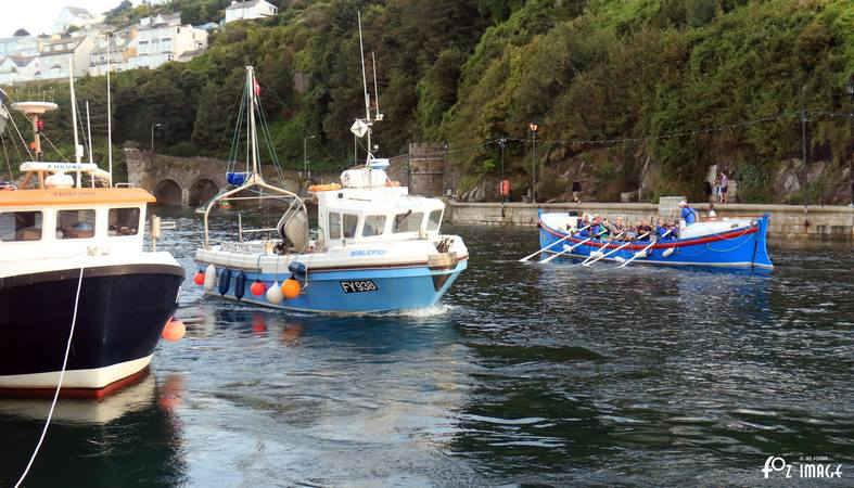 25 August 2017 - Looe Lifeboat Ryder © Ian Foster / fozimage