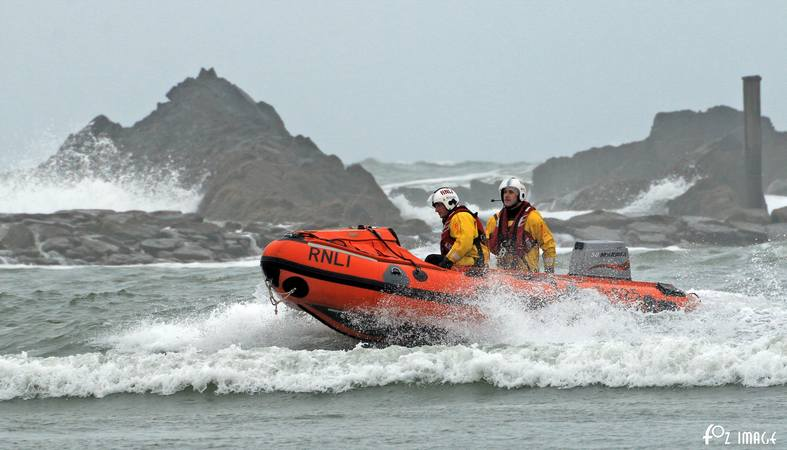 Bude RNLI surf training