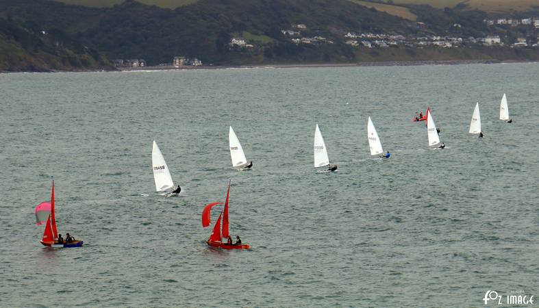 22 July 2017 - Looe Sailing Club © Ian Foster / fozimage