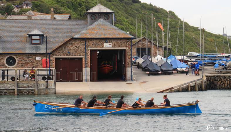 26 July 2017 - Learn to row sessions © Ian Foster / fozimage