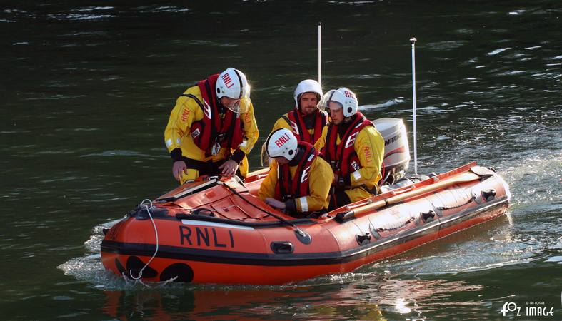 18th May 2016 - Looe RNLI D Class - © Ian Foster / fozimage