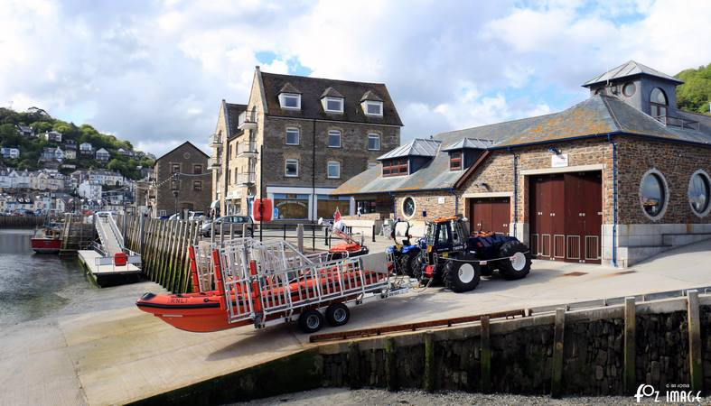 19 May 2017 - Looe Lifeboat Station © Ian Foster / fozimage