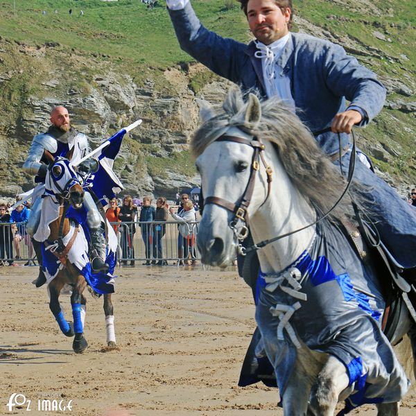 20 May 2017 - Jousting with the Knights of Middle England  © Ian Foster / fozimage