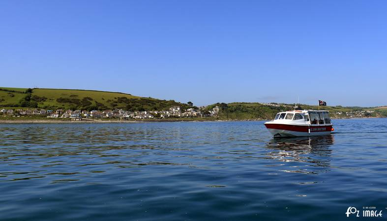 24 May 2017 - Glass bottom boat trip © Ian Foster / fozimage