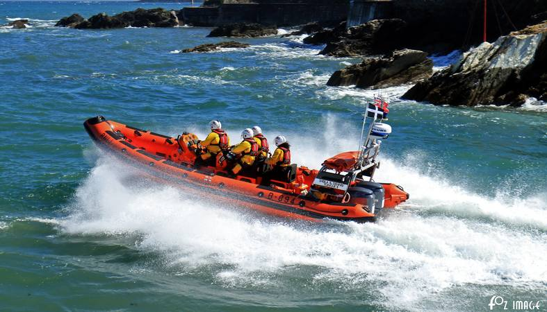 Looe RNLI Atlantic 85
