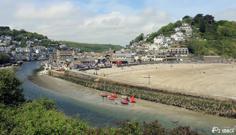 Looe in May