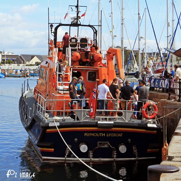 1 September 2017 - Plymouth RNLI Open day © Ian Foster / fozimage